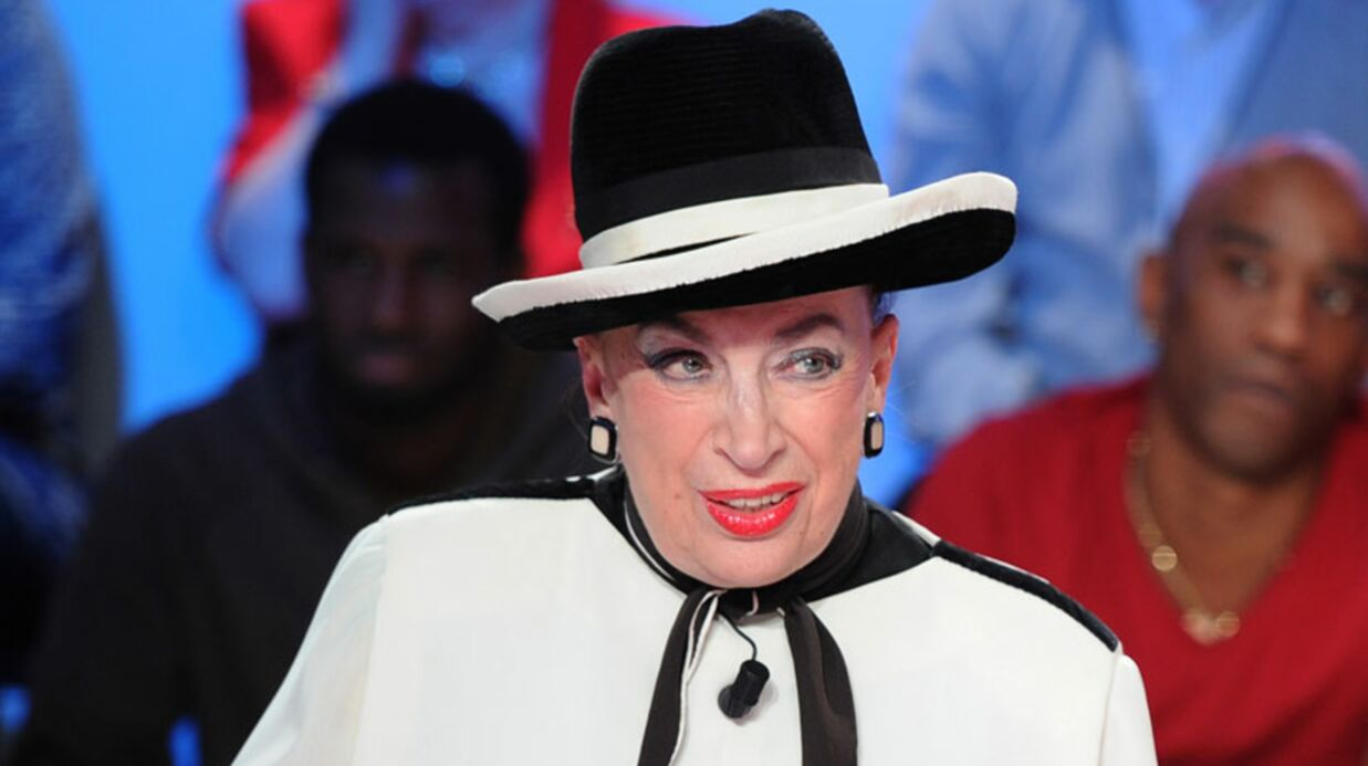 Geneviève de Fontenay écharpe Franck Ribéry et Zahia