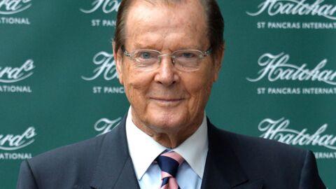 Roger Moore propose de remplacer Daniel Craig, blessé, dans le prochain James Bond