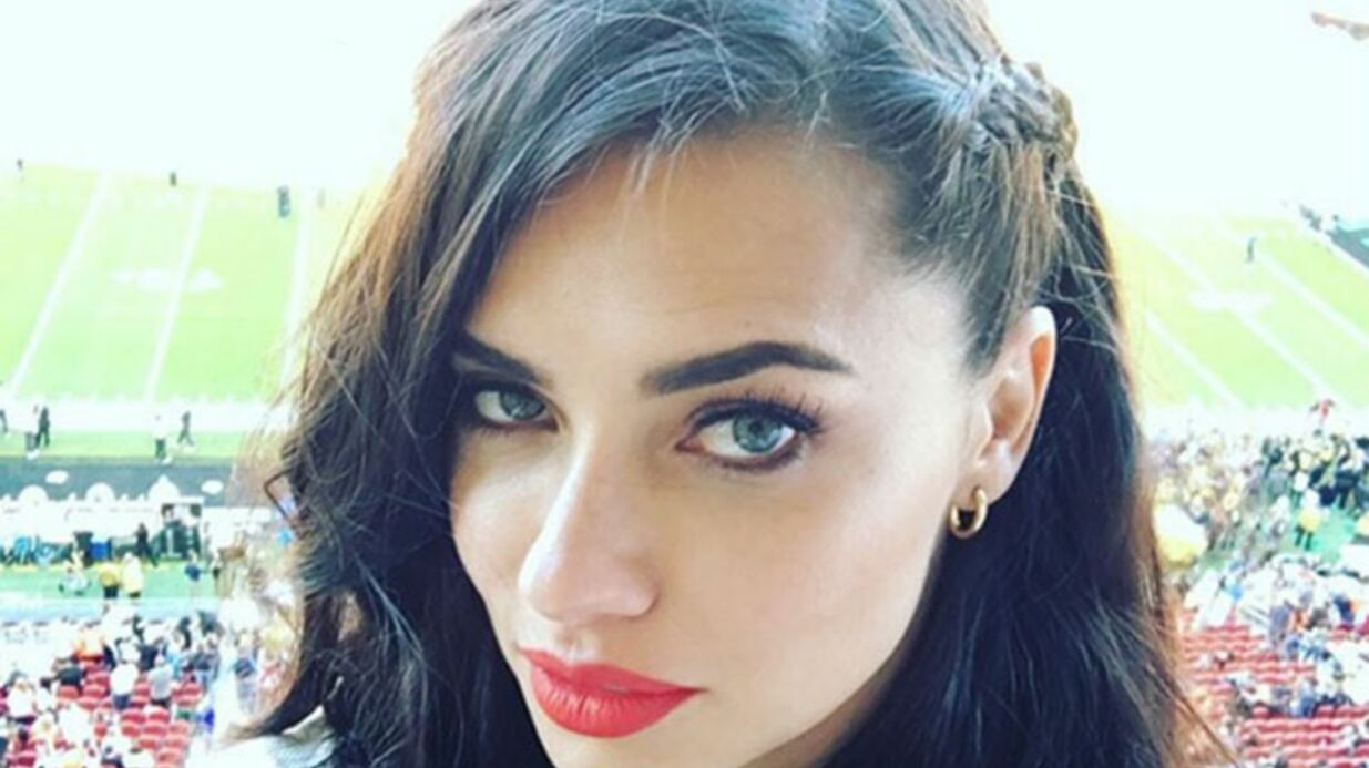 PHOTOS Adriana Lima pose en lingerie sexy sur Instagram