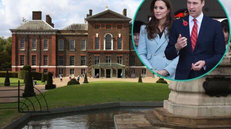 Kate et William: un homme échappé d'un hôpital s'est immolé devant leur palais à Londres