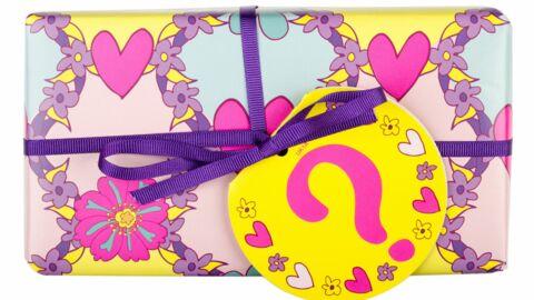 Des notes d'amour chez Lush pour la Saint-Valentin