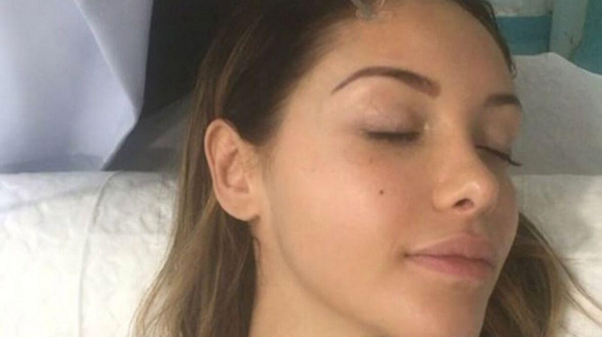 VIDEO Comme Kim Kardashian, Nabilla  se filme en pleine séance de «Vampire Lift»