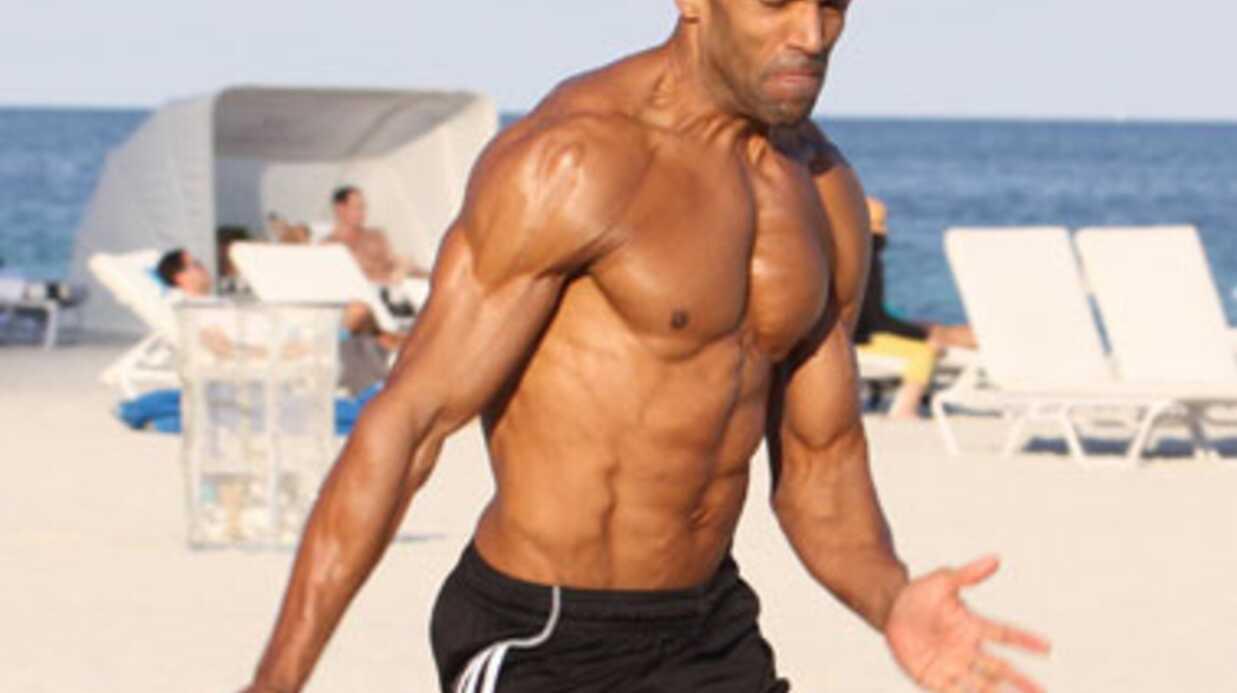PHOTOS Craig David est devenu Monsieur Muscles