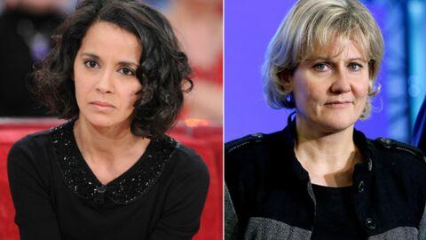 Sophia Aram: un billet au vitriol contre Nadine Morano dans Libé