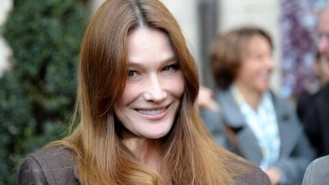 Carla Bruni sortira son nouvel album au printemps
