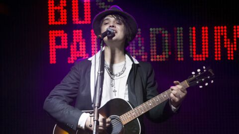 Pete Doherty au Bus Palladium, Voici y était