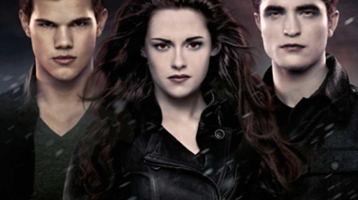Twilight 5 nommé 11 fois aux Razzie Awards