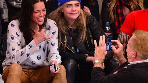 DIAPO Cara Delevingne et Michelle Rodriguez: un peu d'amour, beaucoup de binouzes et un coup de folie