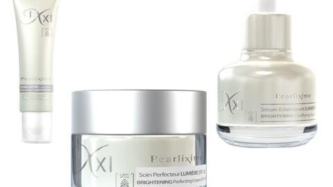 Pearlixime, le nouveau rituel beauté d'IXXI