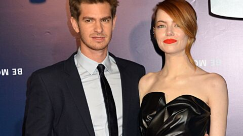 PHOTO Emma Stone et Andrew Garfield : un photobombing tout simplement génial