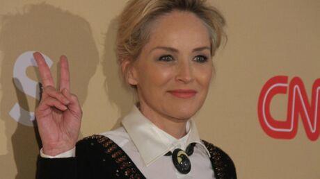 PHOTO Sharon Stone: A 57 ans, elle pose sans maquillage