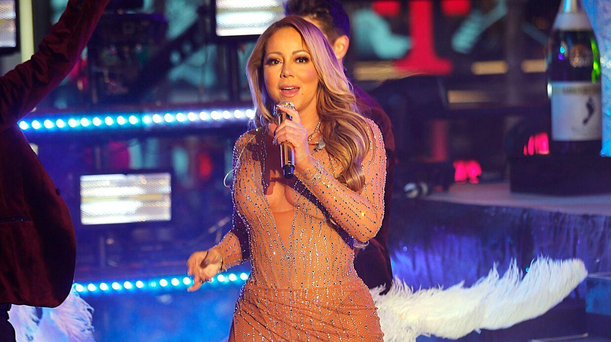 Mariah Carey accuse à nouveau la production de son concert du nouvel an