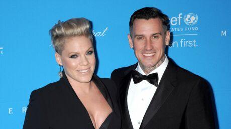 Pink et son mari s'envoient de tendres déclarations pour leur anniversaire de mariage
