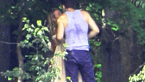 PHOTOS Le baiser de Ryan Reynolds et Blake Lively