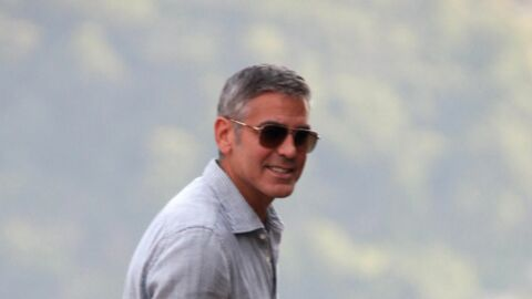 Intoxication alimentaire pour George Clooney et Stacy Keibler