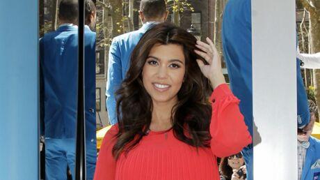 Kourtney Kardashian a eu une petite fille