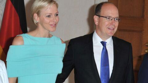 PHOTOS Prince Albert II et Charlène de Monaco enfin réunis