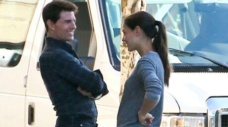 Katie Holmes & Tom Cruise: accord sur le divorce