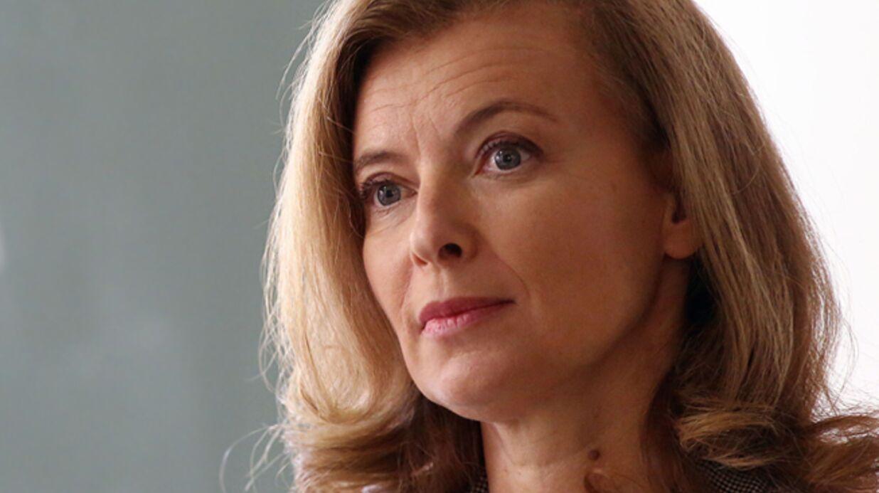 La Frondeuse: Valérie Trierweiler doit verser 5000 euros à ceux qu'elle a attaqués