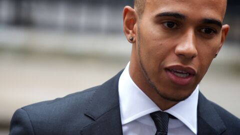 Lewis Hamilton «chamboulé» par sa rupture avec Nicole Scherzinger