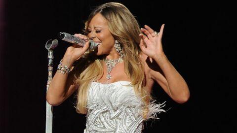 Mariah Carey s'est démis l'épaule sur le tournage de son dernier clip