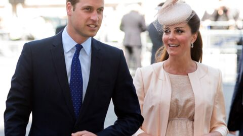 L'enfant de Kate et William sera prince ou princesse de Cambridge