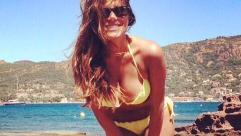 PHOTOS Karine Ferri ultra sexy en bikini dans son album de vacances