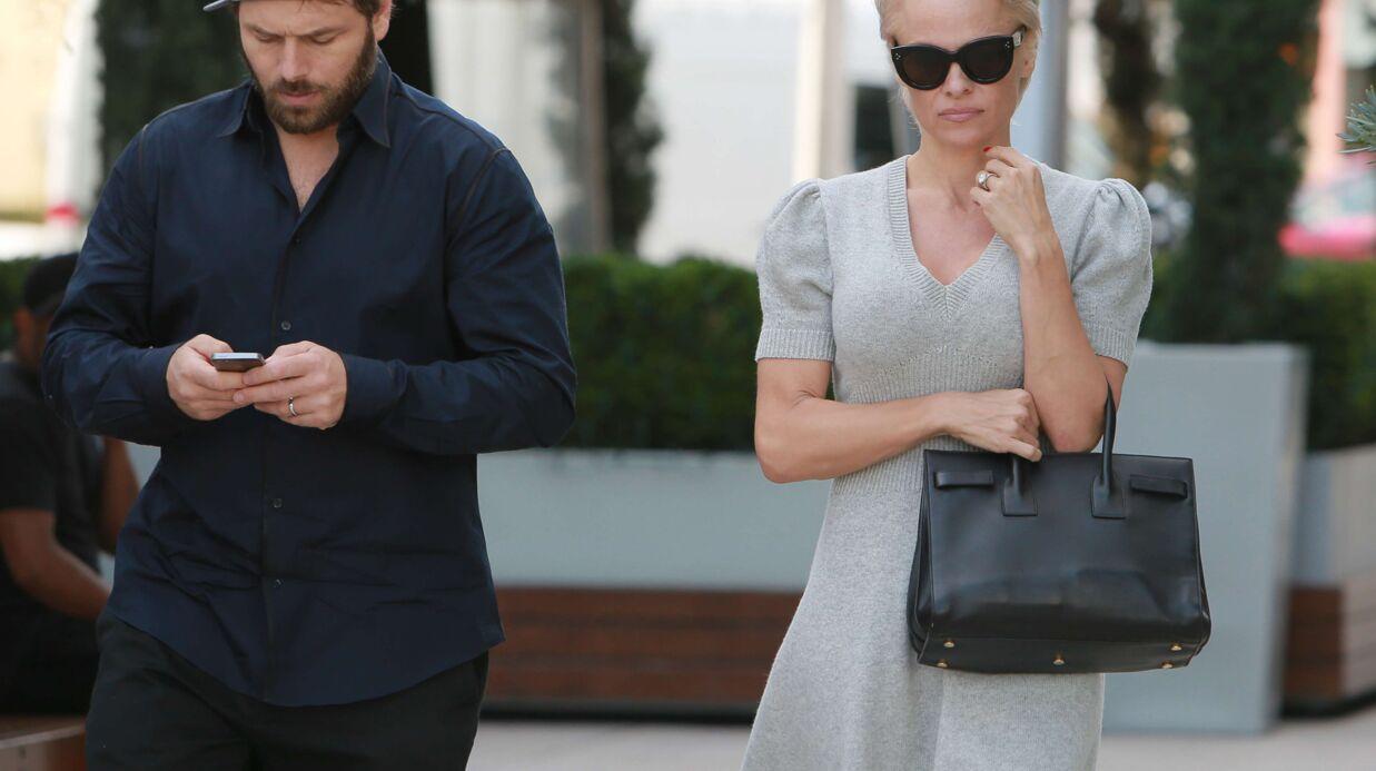 Pamela Anderson divorce de Rick Salomon 6 mois après leur 2ème mariage