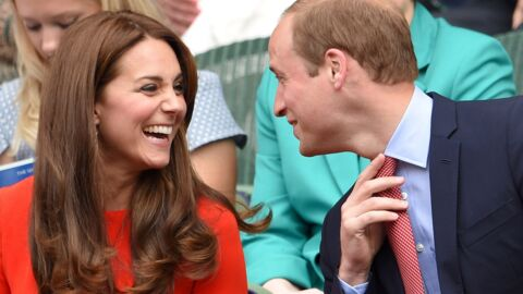 PHOTOS Kate et William s'accordent une sortie en amoureux à Wimbledon