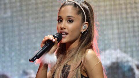 Ariana Grande s'excuse après avoir léché des donuts dans une pâtisserie
