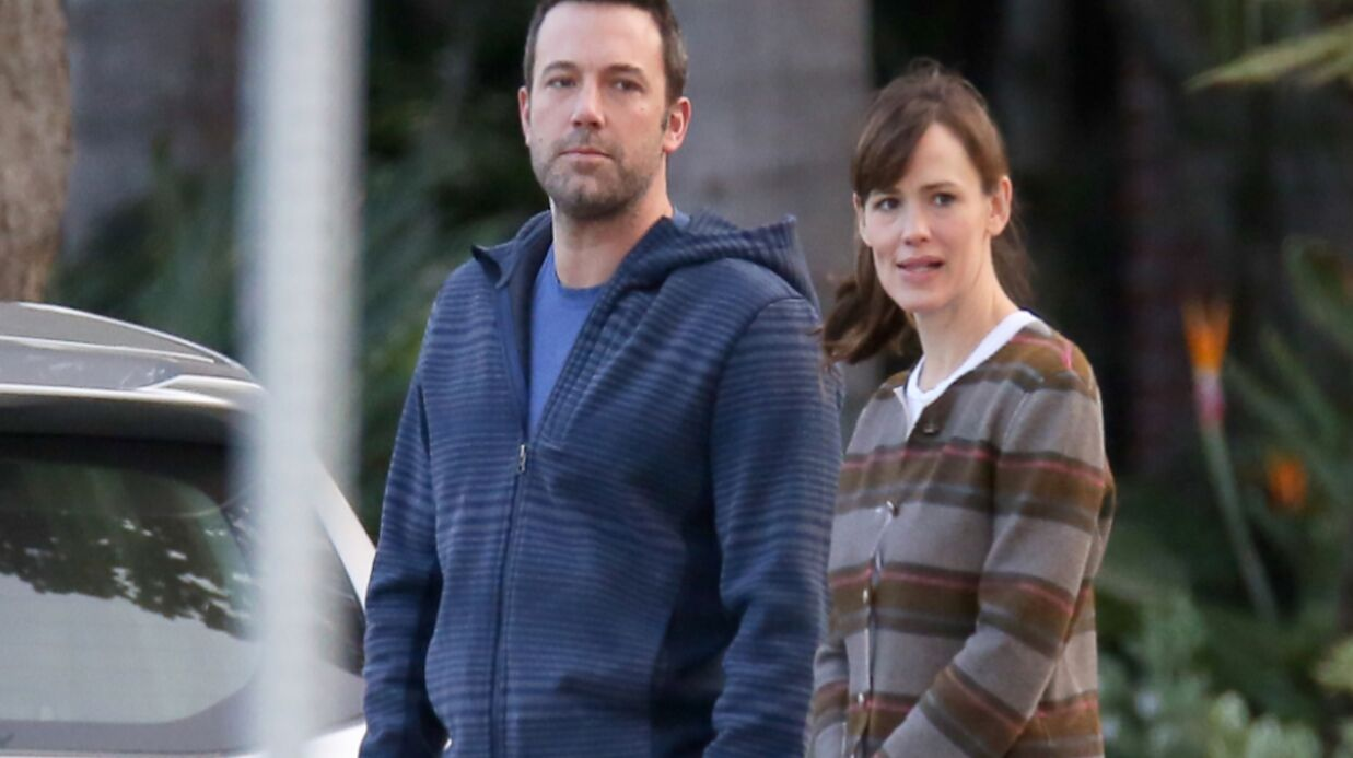 Ben Affleck infidèle avec Jennifer Garner