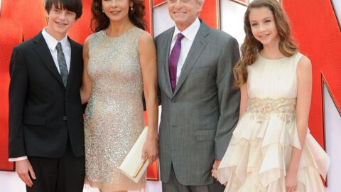 DIAPO Les enfants de Michael Douglas et Catherine Zeta-Jones ont bien grandi