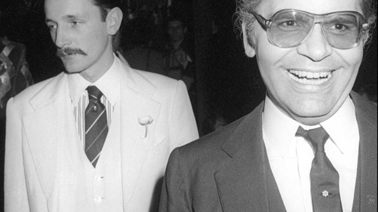 Karl Lagerfeld explique pourquoi il n'a jamais refait sa vie après la mort de son compagnon