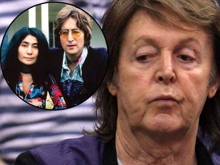 Paul McCartney règle définitivement ses comptes avec John Lennon et Yoko Ono