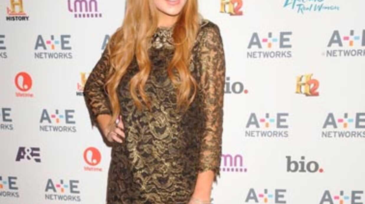 Lindsay Lohan hospitalisée suite à un accident de la route