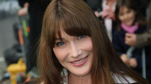 Carla Bruni estime que Nicolas Sarkozy ne fera pas de retour politique