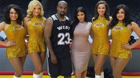 Kim Kardashian transforme Kanye West en joueur de la NBA pour son anniversaire
