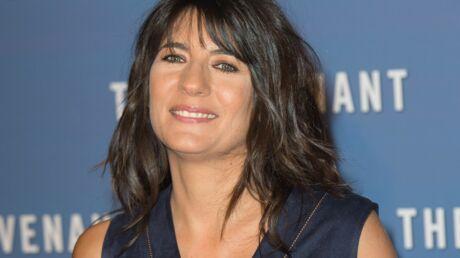 Estelle Denis «n'a pas le temps» de penser à la demande en mariage de Raymond Domenech