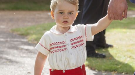 PHOTOS Le prince George a un sosie, jugez plutôt