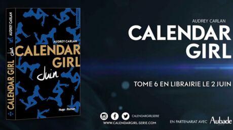 Calendar Girl, juin: nouvel extrait, Wes revient dans la vie de Mia