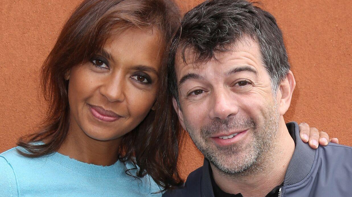 PHOTO L'émouvant message de soutien de Karine Le Marchand à Stéphane Plaza pour son anniversaire