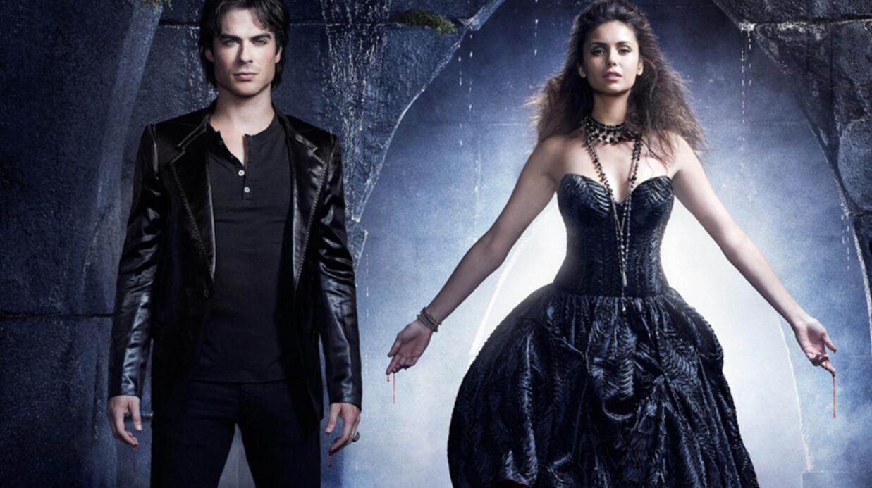 Ian Somerhalder et Nina Dobrev (Vampire Diaries) ont rompu
