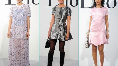 PHOTOS Marion Cotillard, Laeticia Hallyday et Rihanna chic au défilé Dior