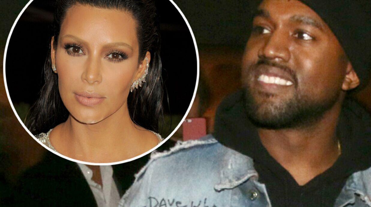 VIDEOS L'incroyable cadeau de Kanye West à Kim Kardashian pour la fête des mères