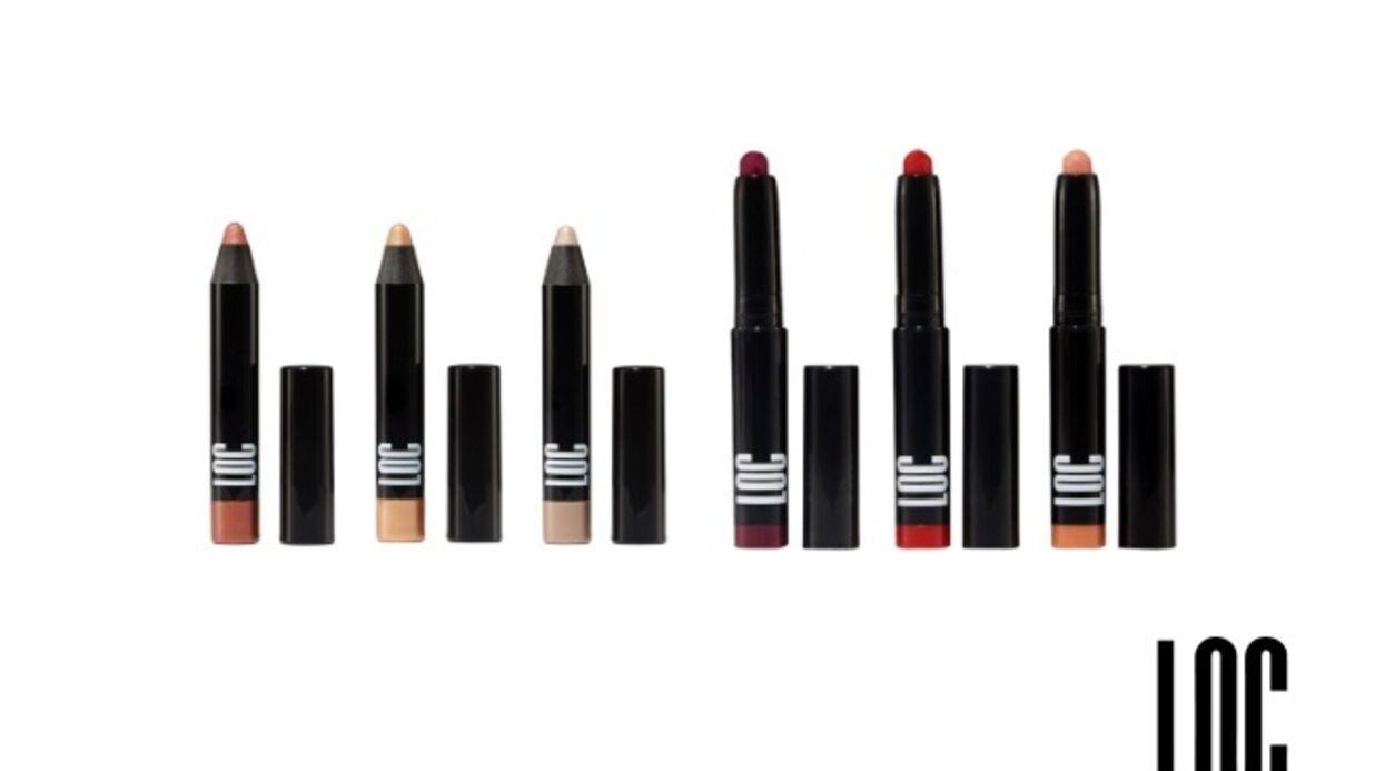 LOC, la première marque de make-up créee par Birchbox