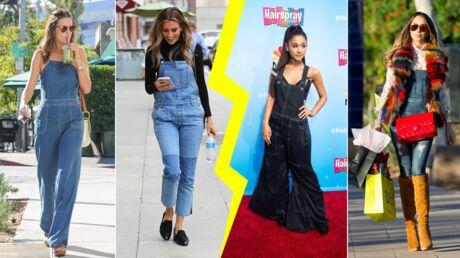 MODE Les do don'ts de la semaine: comment porter la salopette en jean?