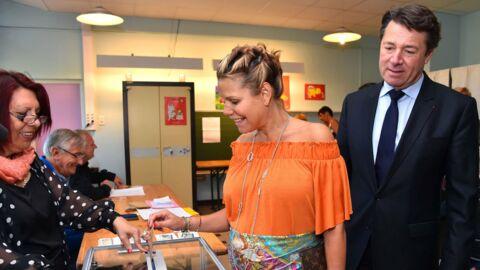 PHOTOS Laura Tenoudji (Télématin): enceinte, l'épouse de Christian Estrosi dévoile un joli baby bump