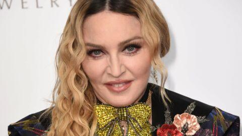 PHOTO Madonna salue la différence d'âge entre Emmanuel et Brigitte Macron