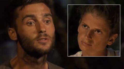Koh-Lanta: trahi par Clémentine avant d'être éliminé, Sandro a aplani ses différends avec elle par SMS