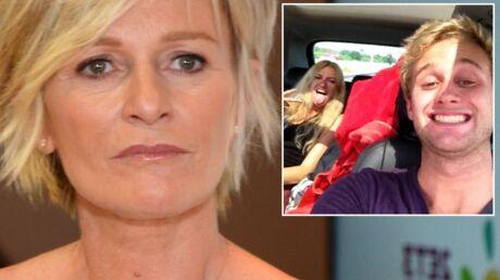 Sophie Davant avoue ne plus supporter la cohabitation avec ses deux grands enfants